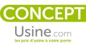 Code Promo Concept Usine 25 De Reduction Valables En Octobre 2020